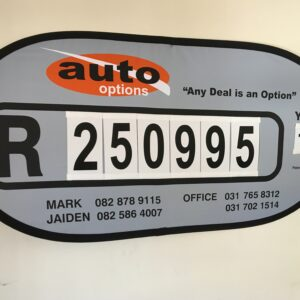 Dashboard Price Panels (Branded)